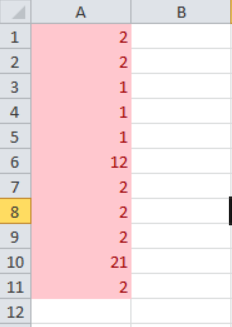 Vba delete remove rows from a specific worksheet in excel as you see some rows are deleted but not all of them this is because once a row is deleted excel moves all rows with one up ibookread PDF
